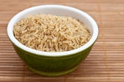 browb rice vitamin b6 image