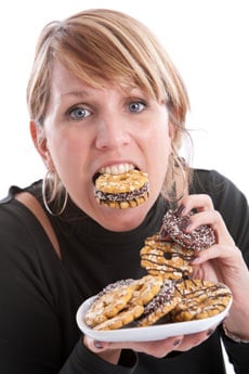emotional eating image
