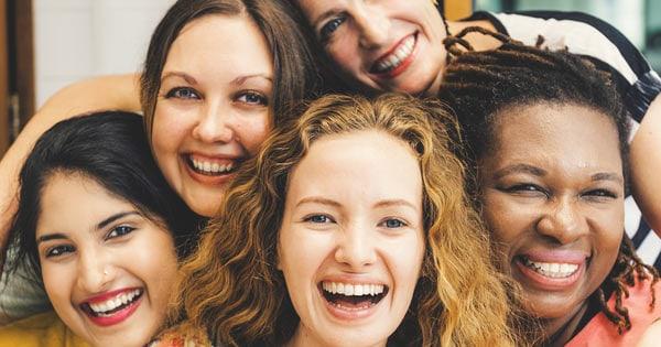 Social Group of Women