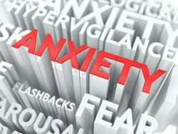 Anxiety Disorder Concept Image
