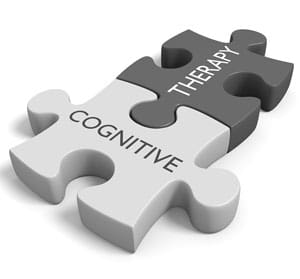 cognitive therapy jigsaw pieces