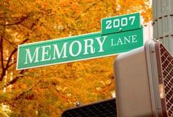 memory Lane Concept