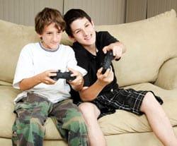 Teens Gaming Image