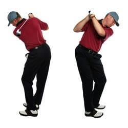 Golf Swing Image