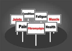 Fibromyalgia Concept Image