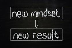 mindset concept image