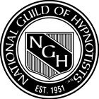 National Guild of Hypnotist Logo for Erika Slater Certified Hypnotist