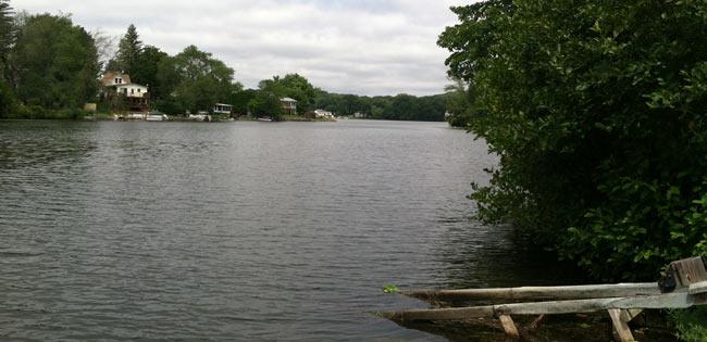 Millbury Dorothy Pond