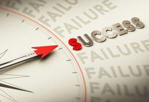 Success Attraction Concept