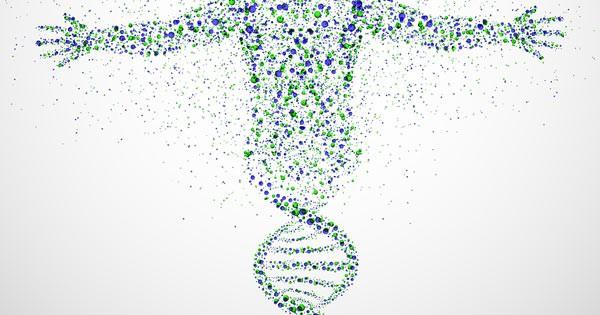 Mental DNA Concept Image