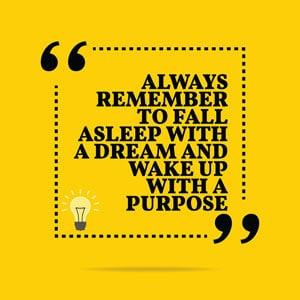Purpose Quote Image