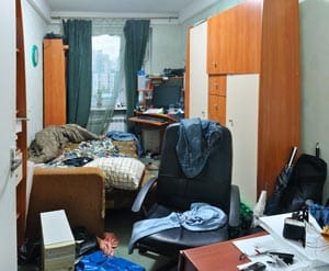 Messy Room Image
