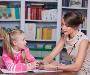Child Therapist Image