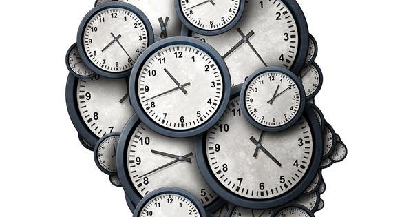 Time Management Concept Image