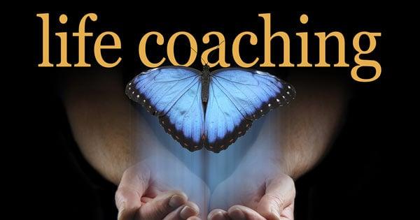 life coaching concept image