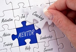 Coaching and Mentor Cloud Image