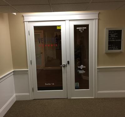 Suite 14 Entrance