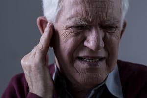 Tinnitus Concept Image