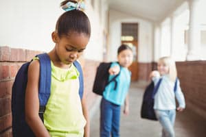 Child Being Bullied Image