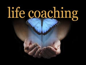 Coaching to Enjoy Life Concept