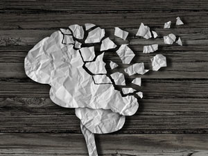 Dementia Concept Image