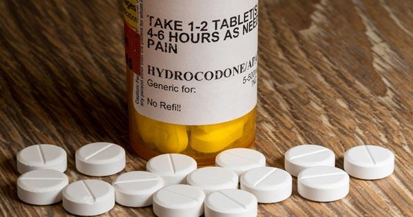 Opioid pain killer tablets