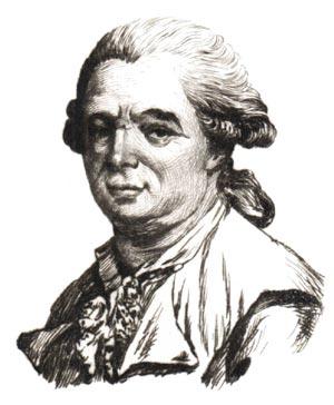 Franz Mesmer Portrait