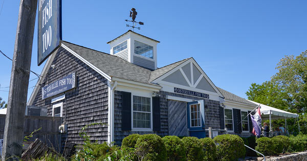 Osterville Cape Cod Fish Resturant